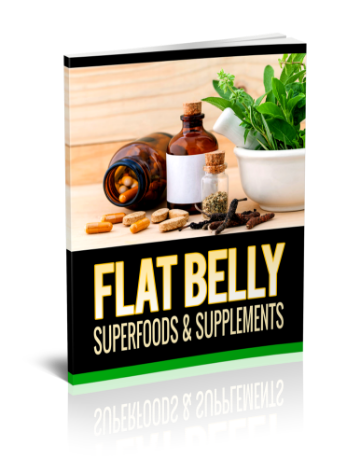 JonMartin-FlatBellySuperfoods_Supplements_ebook